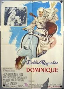 Carte de la película protagonizada por Debbie Reynolds.
