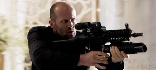 Jason Statham, uno de los malvados de Fast and Furious 7