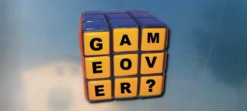Game Over : videocollage de un inicio