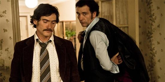 """Frank y Chris, policía y atracador, los hermanos antagónicos de """"Lazos de sangre"""""""