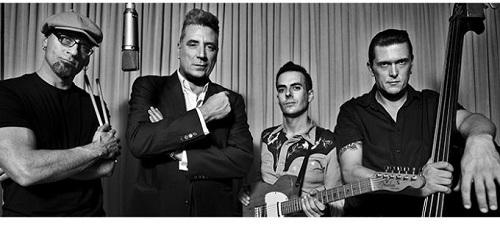 LOQUILLO y NU NILES rockabilly en directo. Por Nacho Cabana.