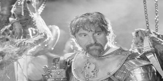 Don Rumata, el protagonista, ejemplifica el poder absoluto