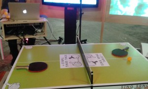 Ping pong musical