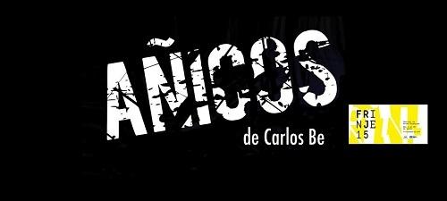 """""""Añicos"""" de Carlos Be, dirigida por Pablo Martínez Bravo"""