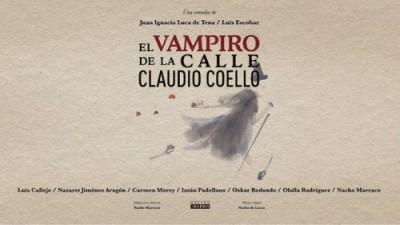 El vampiro de la calle Claudio Coello en el Teatro Alfil