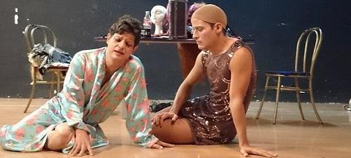 """Propuesta escénica para """"Cabaret-Eros"""""""