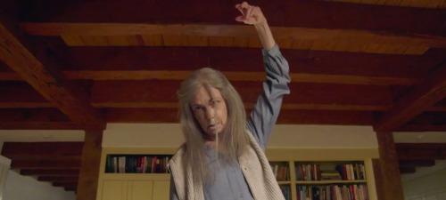 Deanna Dunagan encarna a una trastornada anciana en La Visita