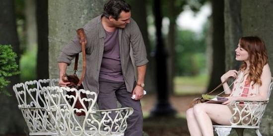 """""""Irrational Man"""" es, como todo el cine de Woody Allen, una reflexión sobre los dilemas morales."""