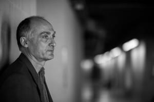 El profesor Josep Maria Esquirol, fotografiado por Jordi Esteban