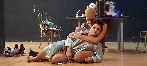 Cabaret-Eros, una obra dura de Ángel Solo, con una dirección de Javier Aranzadi en su punto