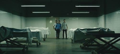 La morgue de un hospital es el principal escenario de El cadáver de Anna Fritz