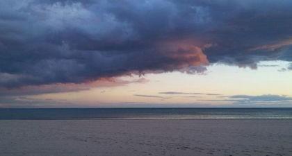 La playa sin nombre