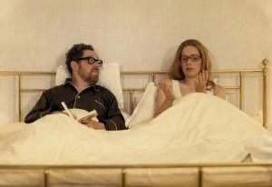 Liv Ullmann y Erland Josephson en Secretos de un matrimonio