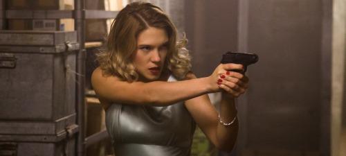 Léa Seydoux es la principal chica Bond de Spectre