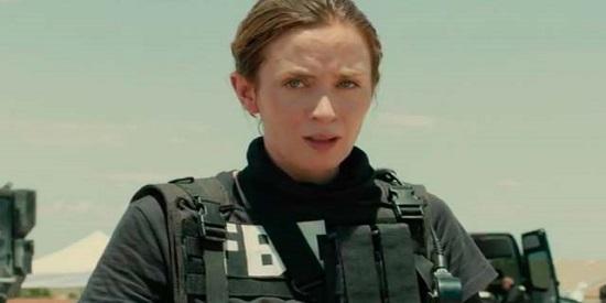 """Emily Blunt, la protagonista femenina de """"Sicario"""""""