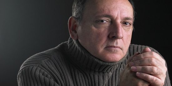 El escritor argentino Ernesto Mallo, organizador del BAN, uno de los conspiradores de Barcelona.