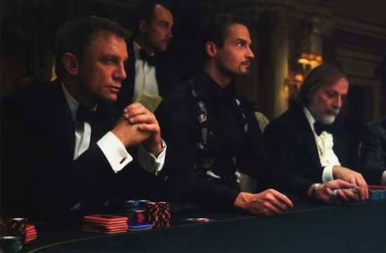 "Charlie Levi en ""Casino Royal"""