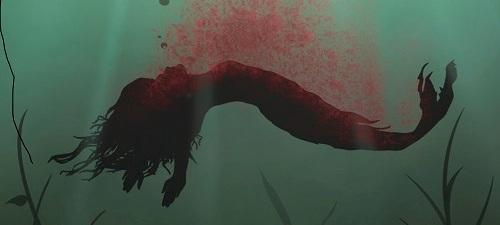 La sirena roja, de Noelia Lorenzo Pino