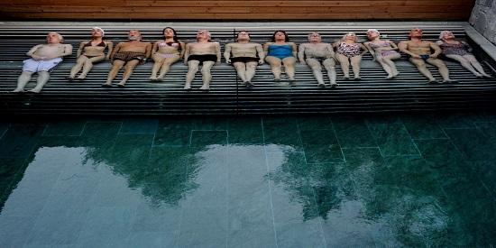 Un hotel balneario de los Alpes suizos es el escenario de la última película de Paolo Sorrentino.