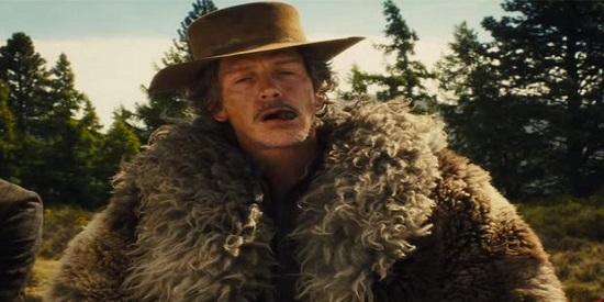 El actor australiano Ben Mendelsohn es el perfecto villano de la función.