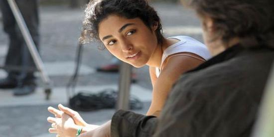 La actriz iraní Golshifteh Farahani interpreta a Conchita, la esposa del protagonista.