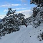 Cazadores en la nieve, un thriller telúrico ambientado en el Valle de Arán