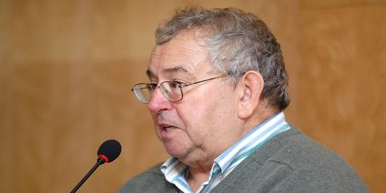 Ignasi Riera, exdiputado de izquierdas, gastrónomo y ensayista.