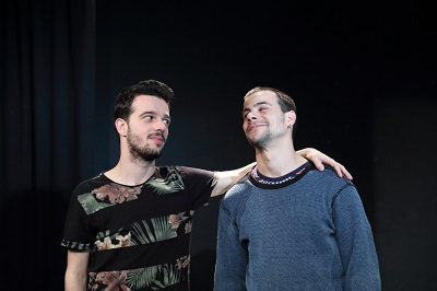 Fernando Tielve y Ferran Vilajosana Foto: Carlota Lobo