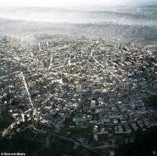 La ciudad que no acaba