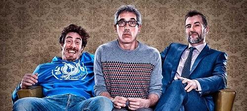 La Partida, una comedia de Oscar Sanz Cabrera