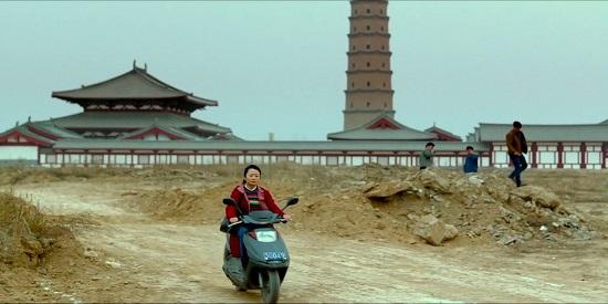 La película de Jia Zhang-Ke está rodada en los alrededores de Fenyang, su ciudad.