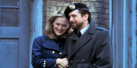 Una jovencísima Meryl Streep enamoraba a Robert de Niro en la película de Michael Cimino.