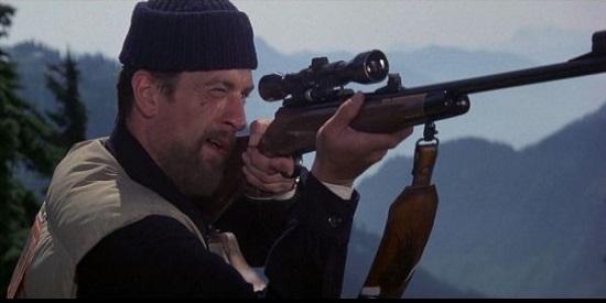 """""""El cazador"""" está dentro de las cien mejores películas del cine USA."""