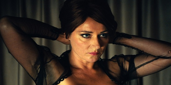La actriz danesa Sidse Babett Knudsen es la dominatriz.