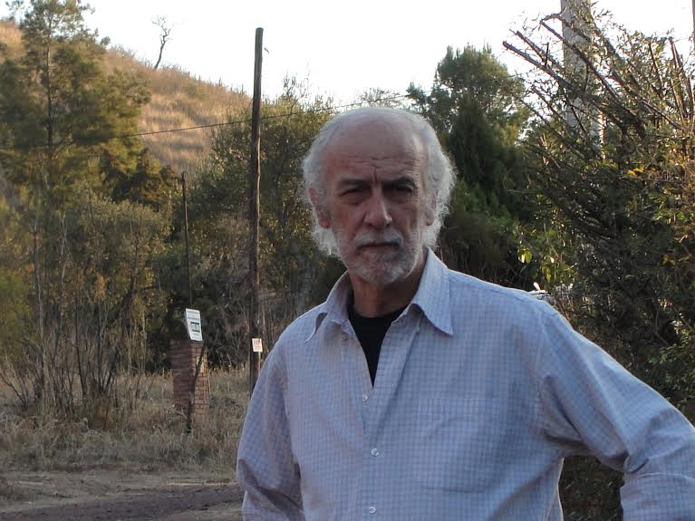 El escritor de Córdoba, Argentina, Guillermo Orsi.