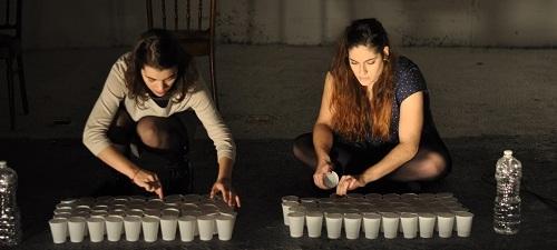 The lights de Eva March y María Pizarro-Pérez