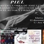 Piel. El erotismo en la obra de José Luis Muñoz