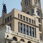 La cabina del Círculo de Bellas Artes de Madrid