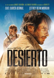 De guionizar el espacio a dirigir el desierto
