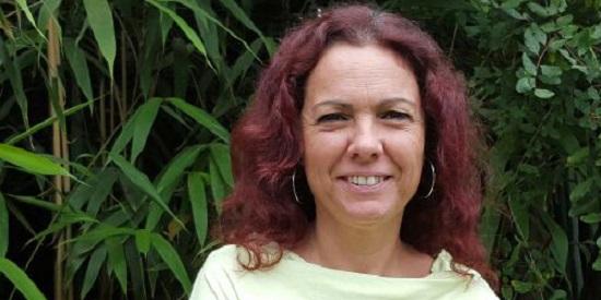 Noelia Riaño, de Ediciones del Serbal, tendrá su protagonismo en estas dos jornadas.