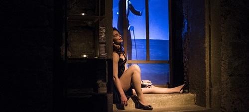 La Rendición de Sigfrid Monleón, con Isabelle Stoffel, se despide en un hotel de 5 estrellas