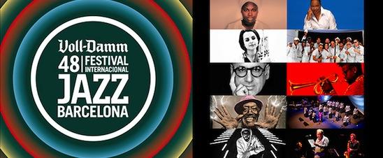 48 FESTIVAL DE JAZZ DE BARCELONA: Hoja de ruta