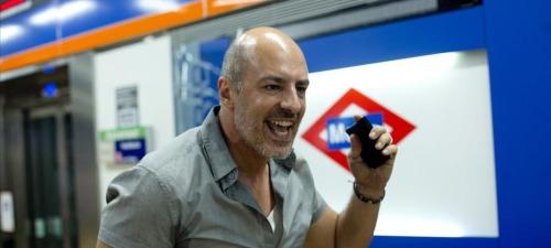 Roberto Álamo encarna a un policía con problemas de comportamiento en Que Dios nos perdona