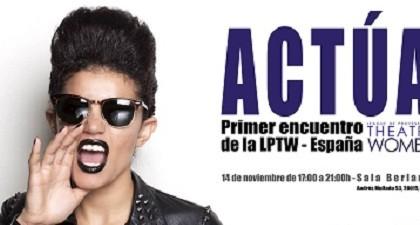 League of profesional  Theatre Women España