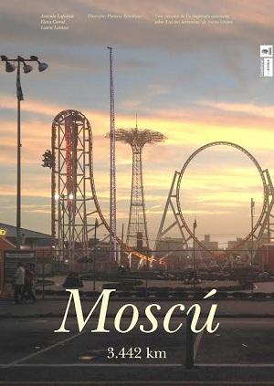 Moscú (3.442 km), de Patricia Benedicto