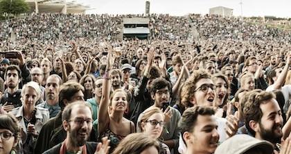 PRIMAVERA SOUND 2017. La mitad de las bandas.