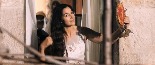 Mónica Bellucci en una imagen de En la vía láctea