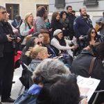 Poetas y artistas contra la violencia de género