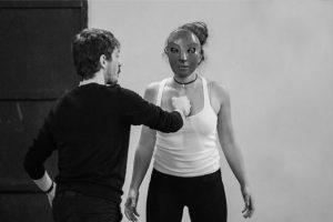 Máscara Neutra. Escuela de Teatro Arturo Bernal