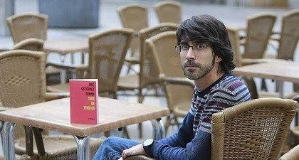 """Todo un temblor"", de José Gutiérrez Román"